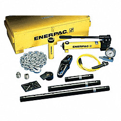 Hydraulic Maintenance Set, 25 Ton, 18 PC