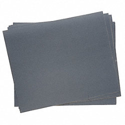 Emery Cloth, 11x9 In, Fine, Emery, PK50