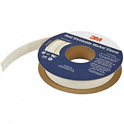 Wire Marker Sleeves, 3/4 In. W, 900 In. L