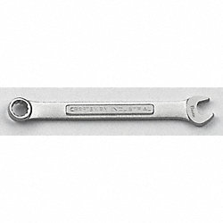 Combination Wrench, 8mm, 4-3/8In. OAL