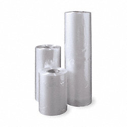 Heat Actvtd Shrink Film, 500 ftx12In, PVC