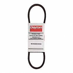 V Belt, 162.2 In, Cx158
