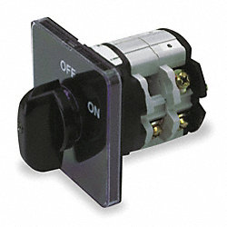 Rotary Cam Switch, 600V, 20A, 3 Pole, 3Phase