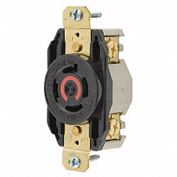 Receptacle, Single, 20 A, L16-20