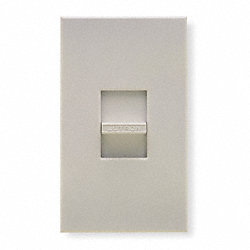 Dimmer, Slide, Fluorescent, 277V, 1 Pole