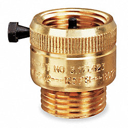 Vacuum Breaker, 3/4 In, Brass, FHT