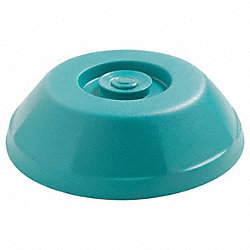 Insulated Dome, Teal, PK 12