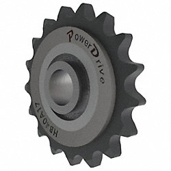Idler Sprocket, Ball, ANSI 60