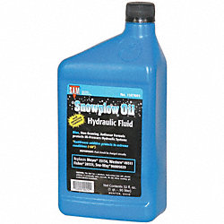 HYDRAULIC FLUID, 1 Case, PK12