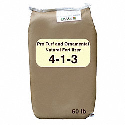 Natural Fertilizer, 50 lb.