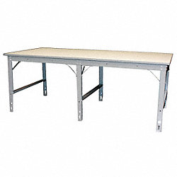 Production Table, Starter, Laminate, 96x24