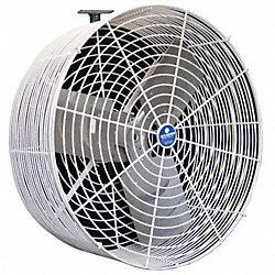Air Circulator, 24 In, 7784 cfm, 115V