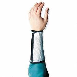 Cut Resistant Arm Guard, S, 9 In. L, PR