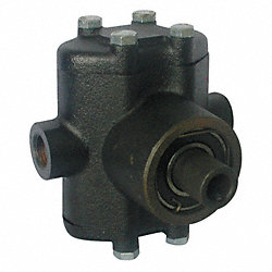 Pump, Twin-Piston, 3 Max GPM, 500 PSI