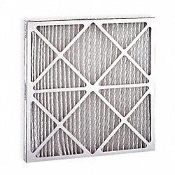 Antimicrobial Pleat Filter, 16x25x4, MERV8