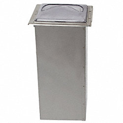 Napkin Dispenser, In Counter, SS