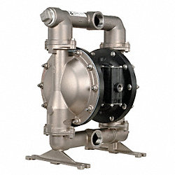 Diaphragm Pump, 1-1/2 NPT, 123 GPM