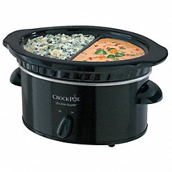 Double Crock Pot
