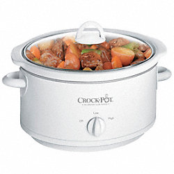 Crock Pot, 3.5 Qt