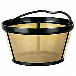 Coffee Filter, Basket-Style, #4