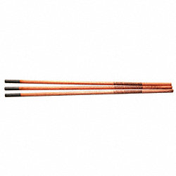 DC Electrode, Copperclad, 5/32x12, PK 50