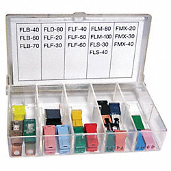 Fusible Link Kit In Plastic Box