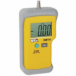 Single Input Digital Manometer