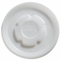 Disposable, Lid, 9 Oz, PK1000