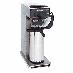 Single Airpot Coffee Brewer, Pourover