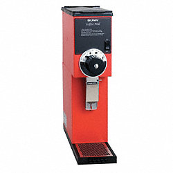 Bulk Coffee Grinder, 2 Lbs, Red