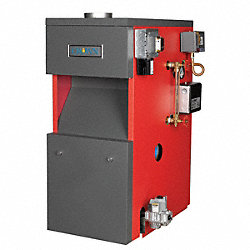 Atmospheric Vent Steam Boiler, NG