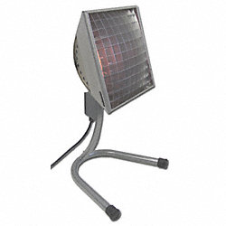 Electric Infrared Heater, 5120 BtuH, 120V