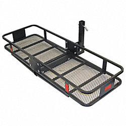 Cargo Carrier, HD, Steel, 20 x 20 x 6 In