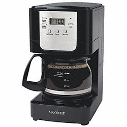Coffee Maker, 5 Cup