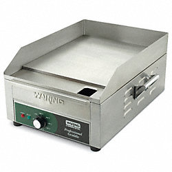 Electric Countertop Griddle, 120V