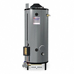 Water Heater, NG, 76G, Spark To Pilot