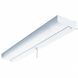 24 inch FLUORESCENT CLOSET LIGHT