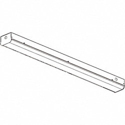 LED Light Fixture, Surface Mount, 3600