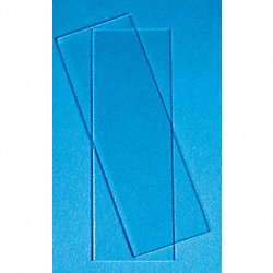 Microscope Slide, Premium, Plain, PK 72