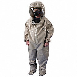 Encapsulated Suit, XL, ChemMax 4