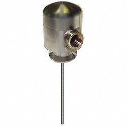 Sanitary Temp Transducer, -328 to 1562F