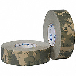 Duct Tape, 48mm x 55m, 10 mil, Camouflage