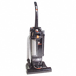 Upright Vacuum, 15 In., 12A, 120V