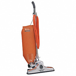 Commercial Upright Vacuum, 18In, 10A, 120V