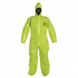 Hooded Tychem(R) TK, Boots, XL, PK 2