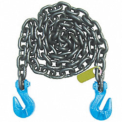 3/8 Grade 100 Tagged Recovery Chain 15Ft