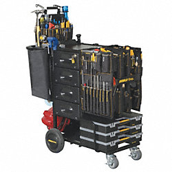 Professional Maintenance Cart, 149 Pc