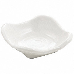 Bowl, Square, 3 1/2 In, 2 Oz, PK 12