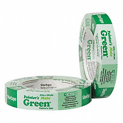 Masking Tape, Green, 24mm x 55m