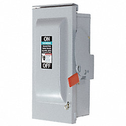Safety Switch, NEMA 3R, 3W, 2P, 8x11x18.5